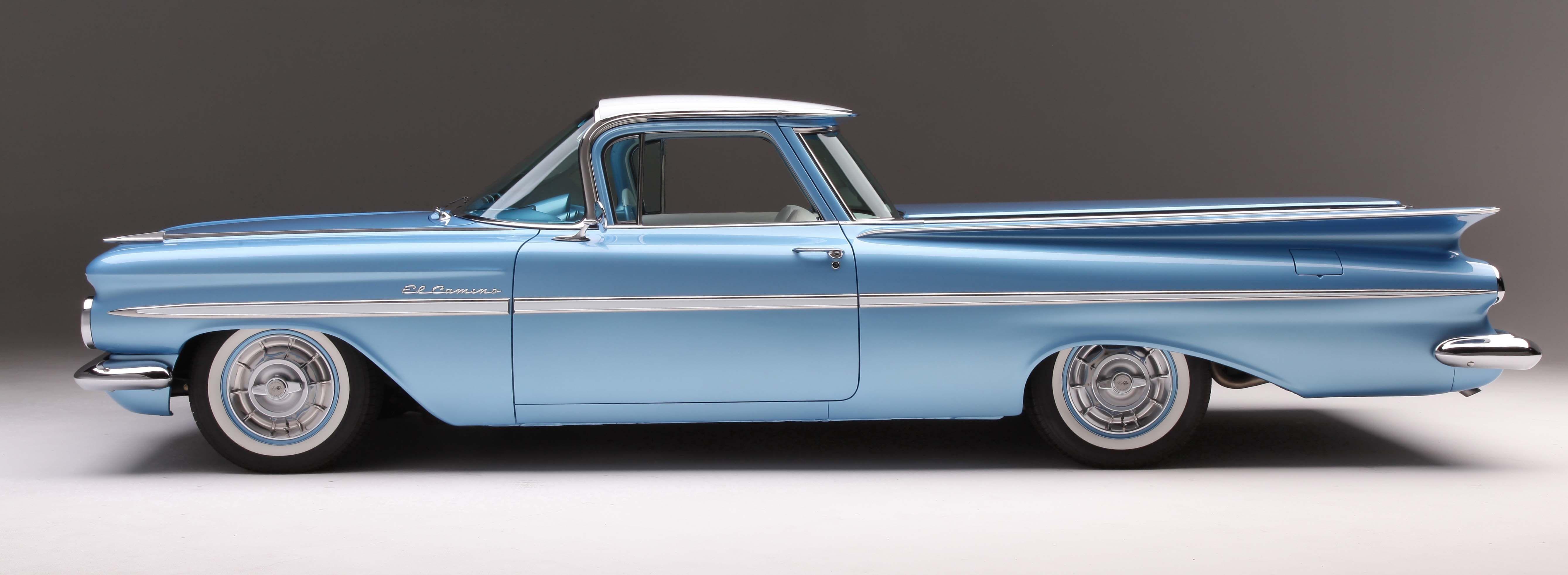 1959 El Camino Is It A Custom Truck Or Custom Car Custom