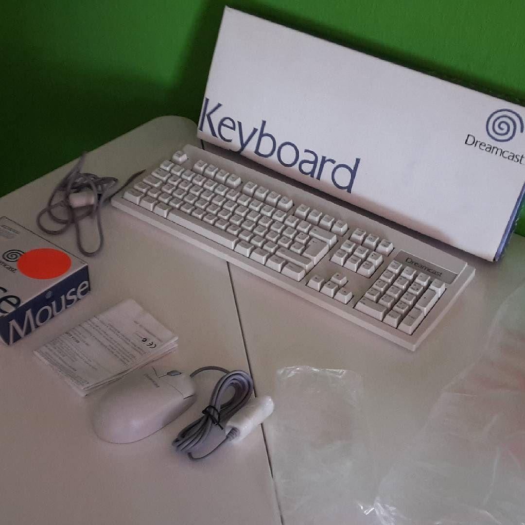 Shared by dennisbosecke #dreamcast #microhobbit (o) http://ift.tt/1p6cZS5  #keyboard #mouse #stuff #kiel #schleswigholstein