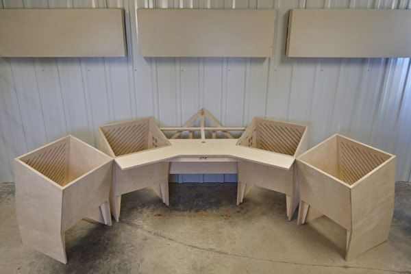 Music Studio Desk La Maitresse Recording Studio Furniture