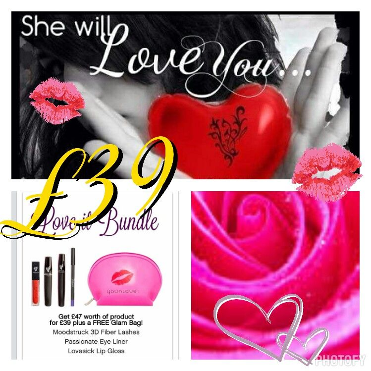 Perfect Valentine's Day Gift! Order Now to Guarantee delivery before Valentine's Day!  Www.Cosmic-Beauties.co.uk