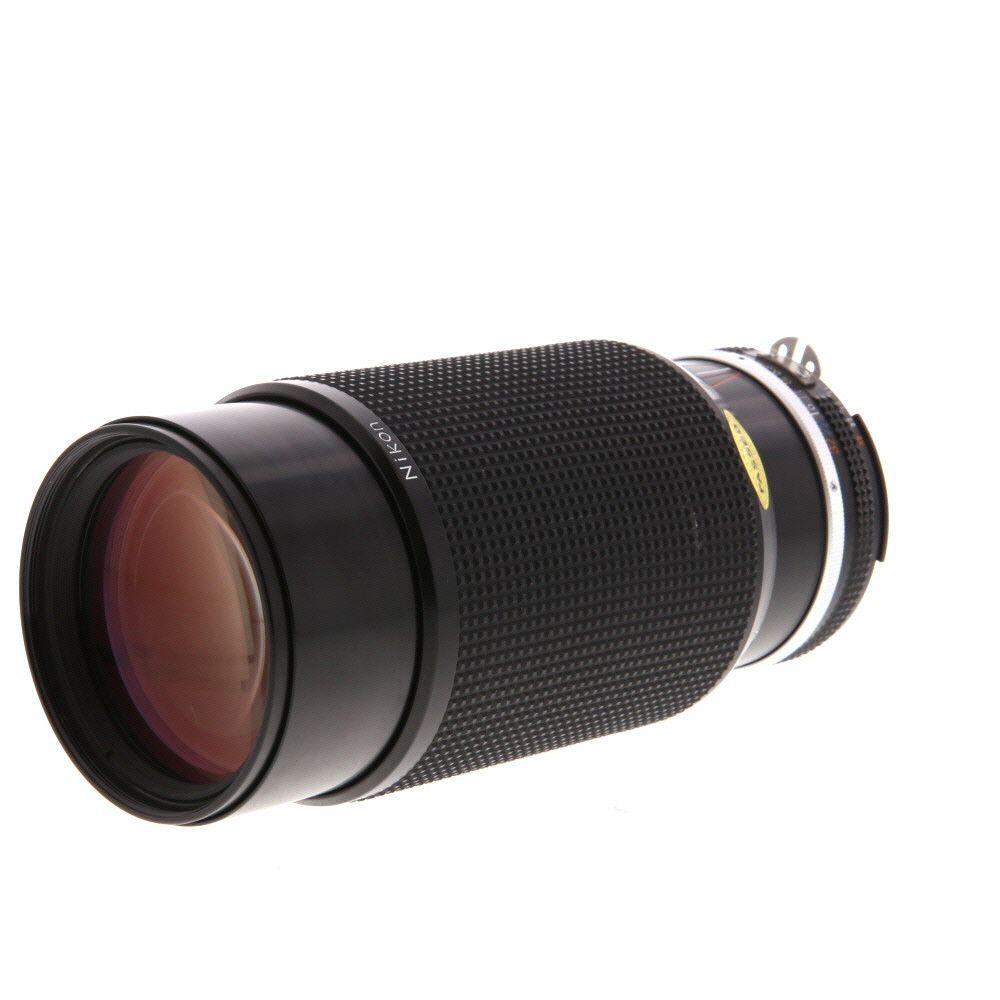 Nikon Nikkor 80 200mm F 4 Ais Manual Focus Lens 62 Manual Focus Lens Nikon