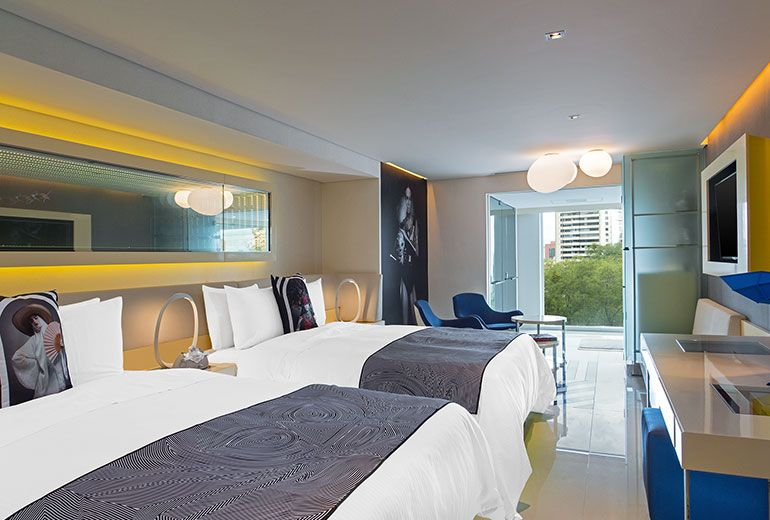 W Mexico City Hotel Photos Videos Virtual Tours