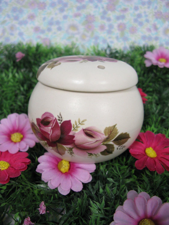 Jewelry box  Pot pourri