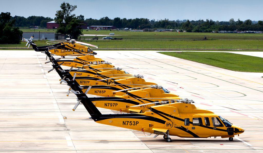 PHI, Inc Helicopter, Phi, Heli
