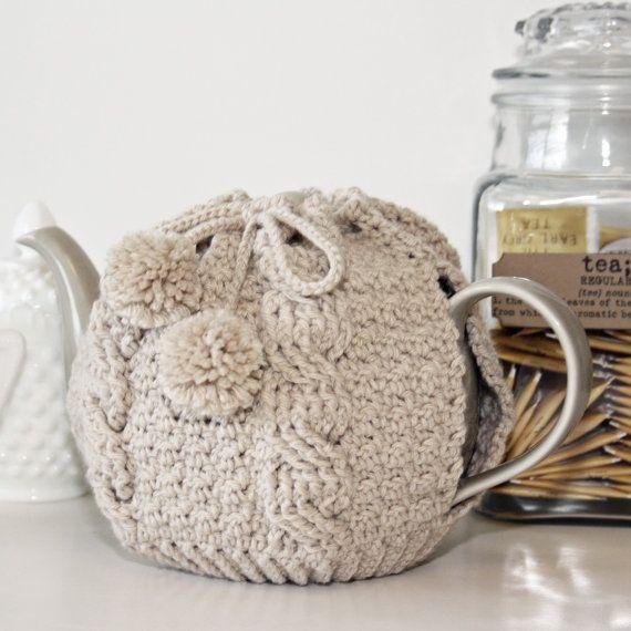 Tea Time Cozy Crochet Pattern PDF INSTANT by knotsewcute on Etsy ...