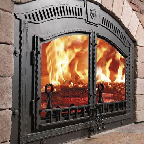 Napoleon High Country Wood Burning Fireplace Wood Burning