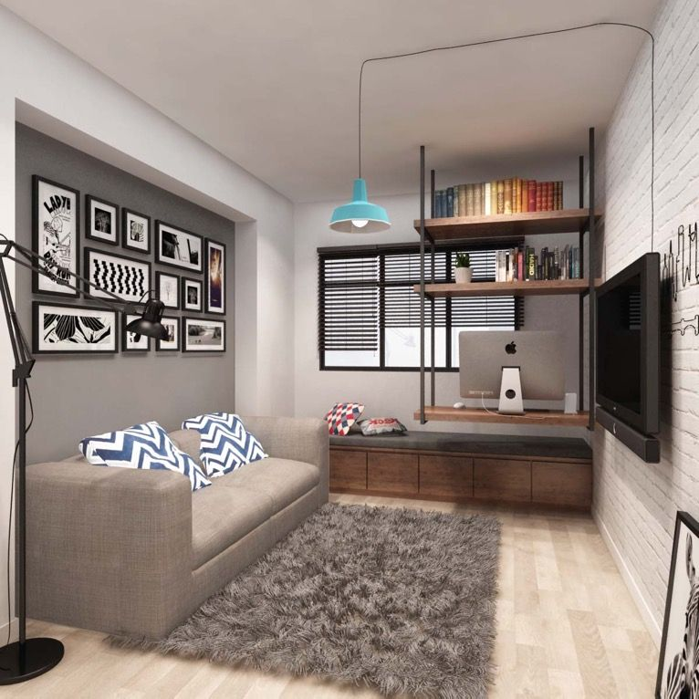 Home Design Ideas For Hdb Flats: Interior Design Singapore