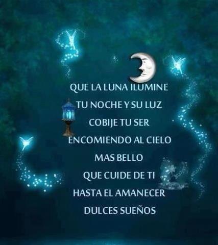 Dulces Sueños Buenas Noches Frases Saludos De Buenas