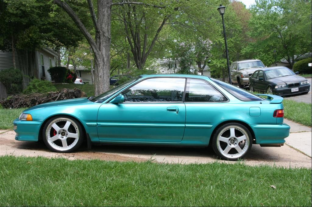Loved My 92 Acura Integra
