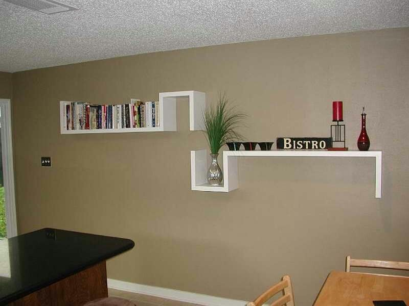 wall shelf designs | furniture and decor | pinterest | wall