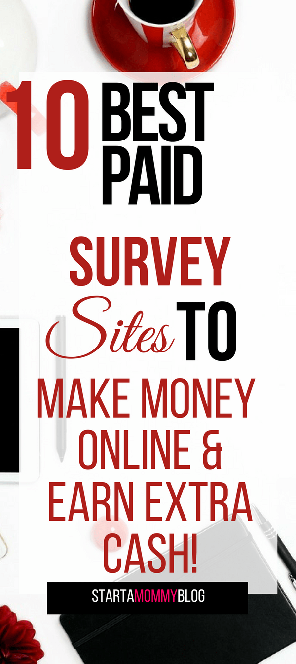 Start earning today with these 10 survey sites that actually pay you for  your hard work! These are legitimate survey sites that are great for teens  ...