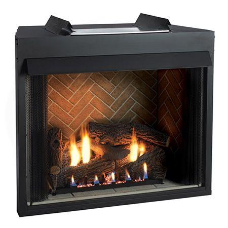 Empire Breckenridge Select Ventless Flush Firebox
