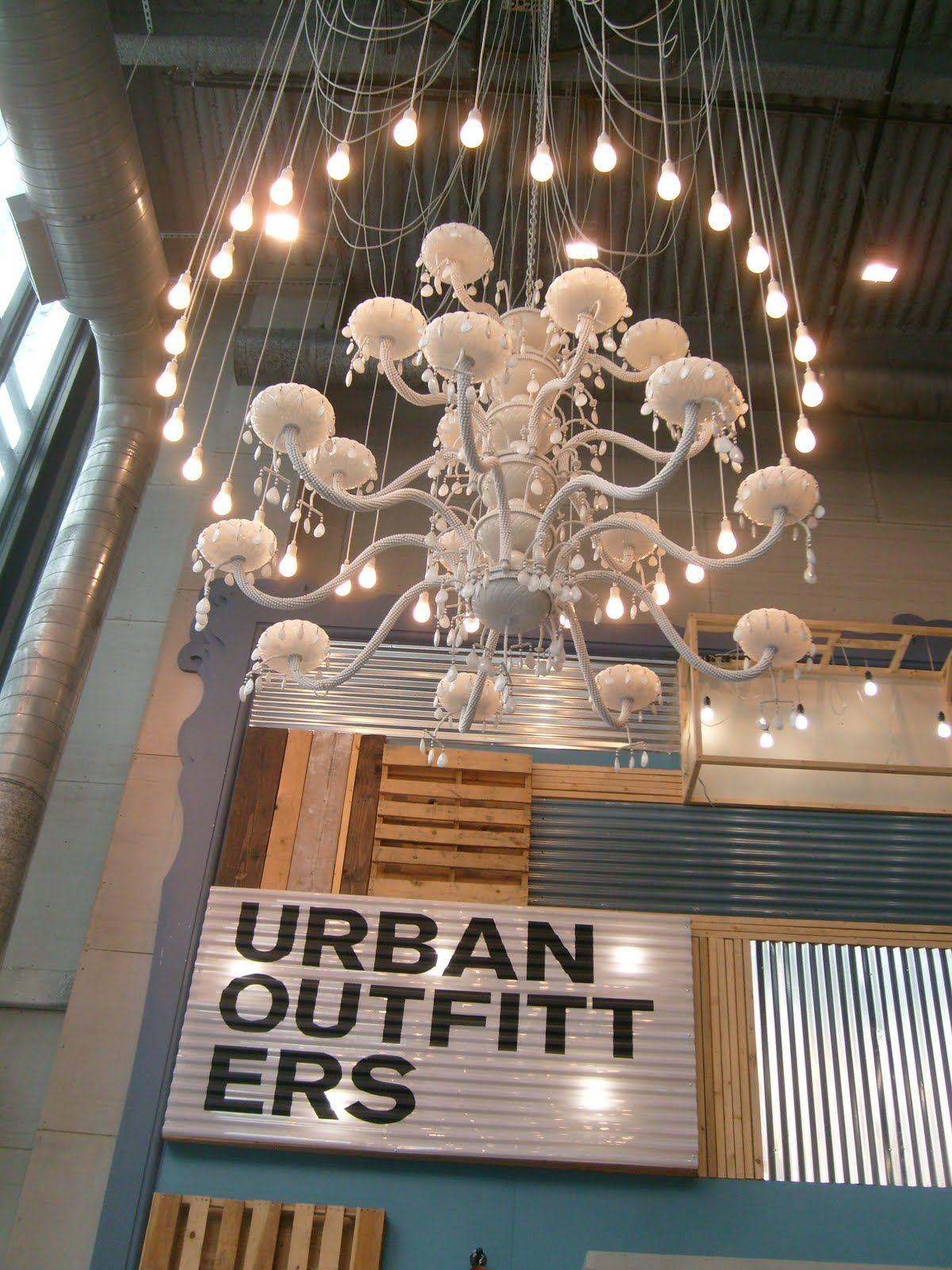 Crazy Cool Light Fixture