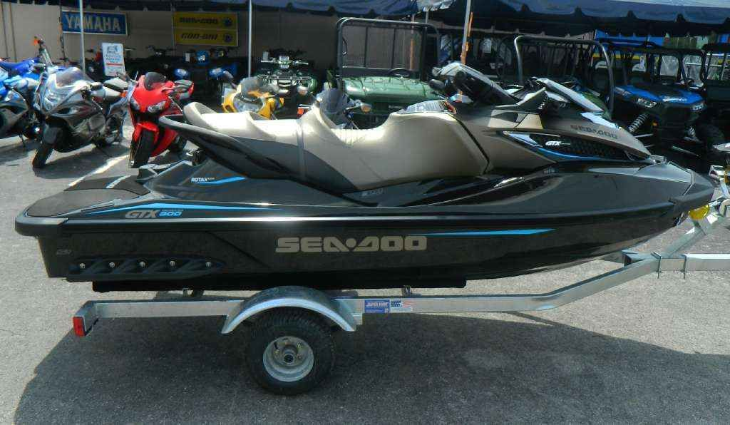 New 2016 Sea-Doo GTX Limited 300 Jet Skis For Sale in