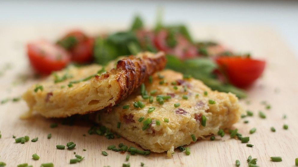 Zwiebelkuchen: Rezept mit Mürbteig | BR.de