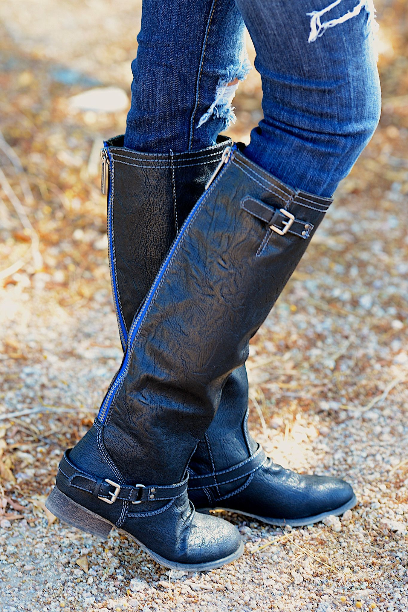 Get noticed in our most popular style! These boots are beautiful ...