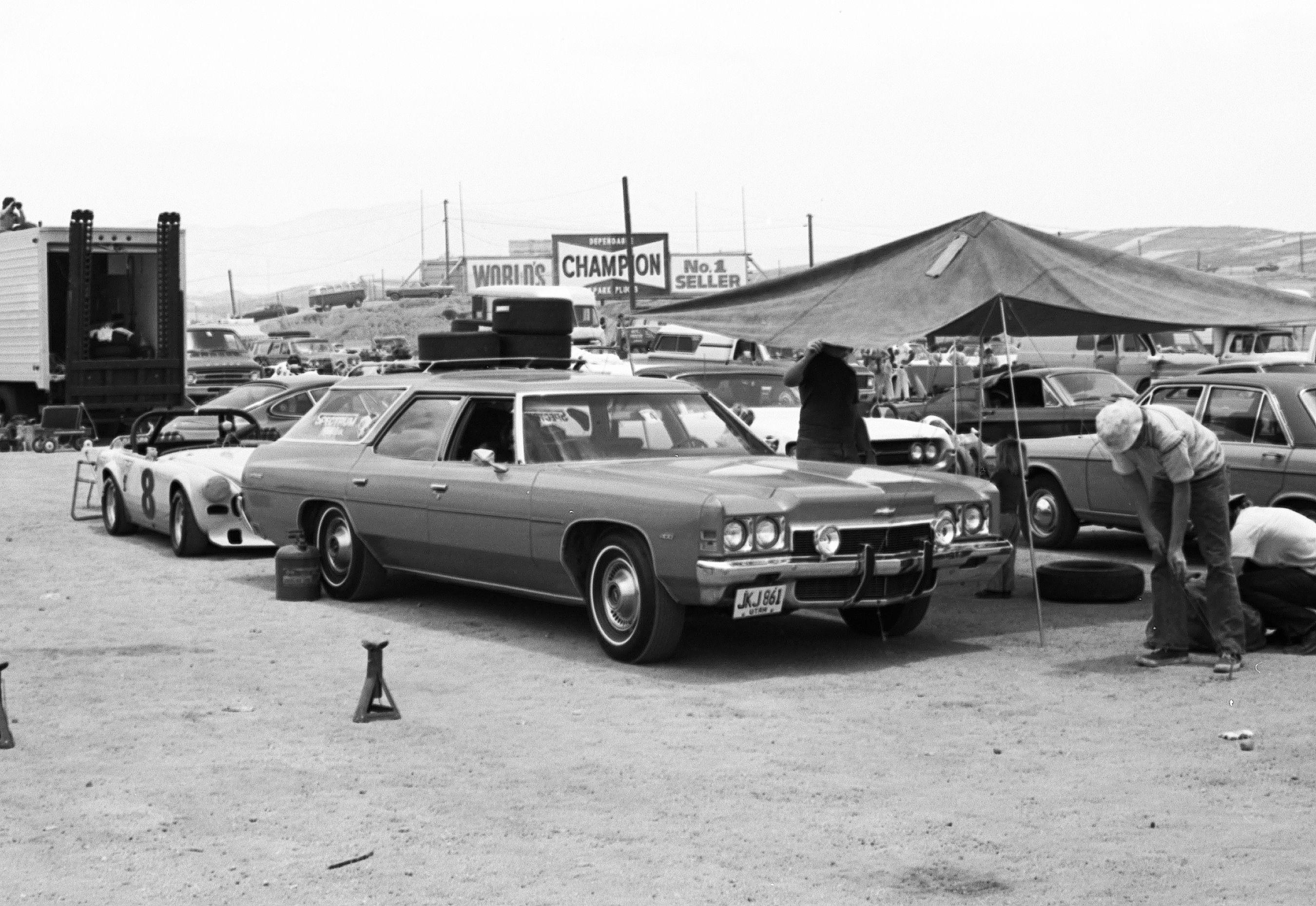 Car 30 1972 Chevrolet Townsman Wagon I Kept Trying To Use