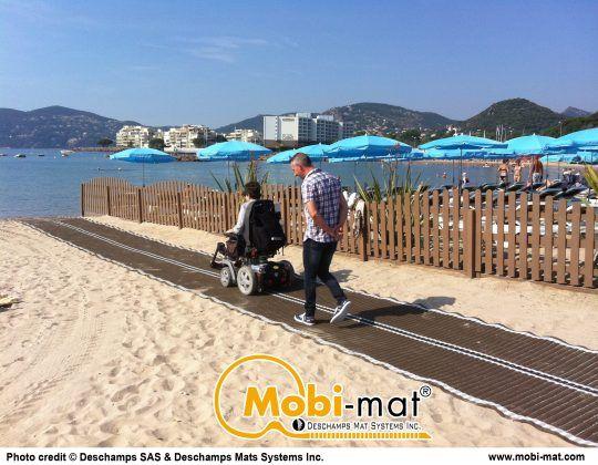 Mobi Mat Beach Access Mat Beach Access Mats