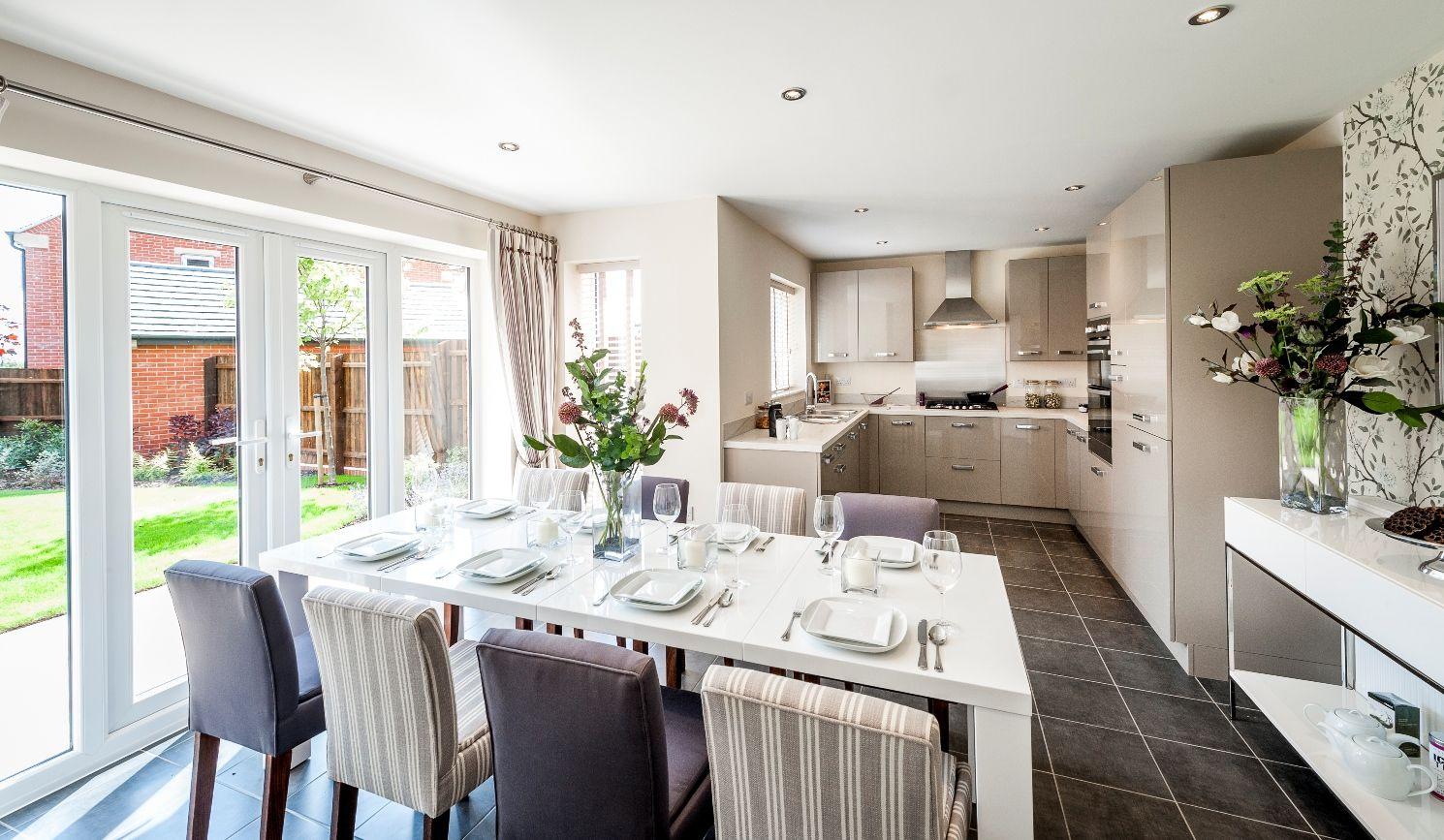 Kitchen Diner Design Layouts - Google Search