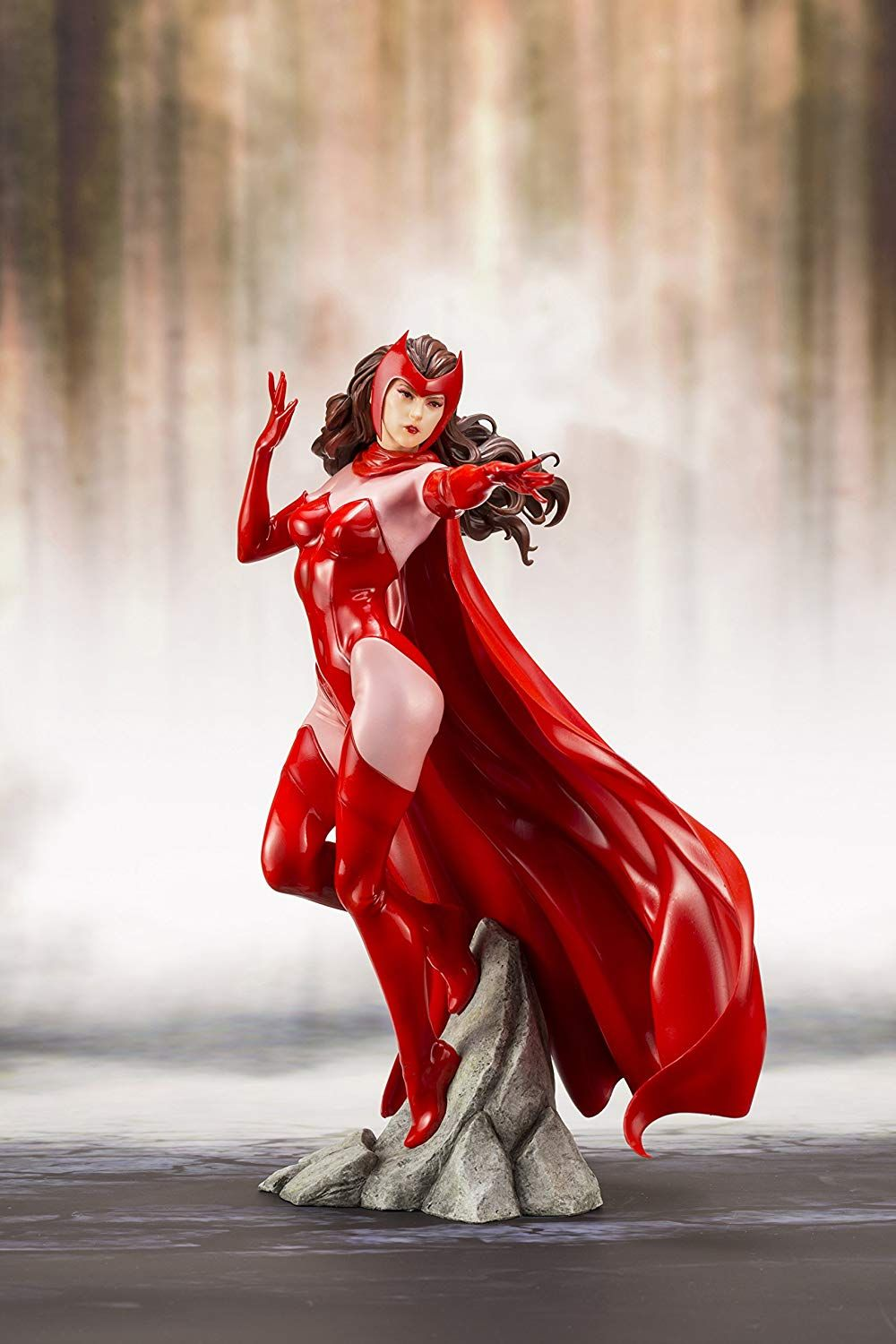 Amazonsmile scarlet witch artfx statue toys games