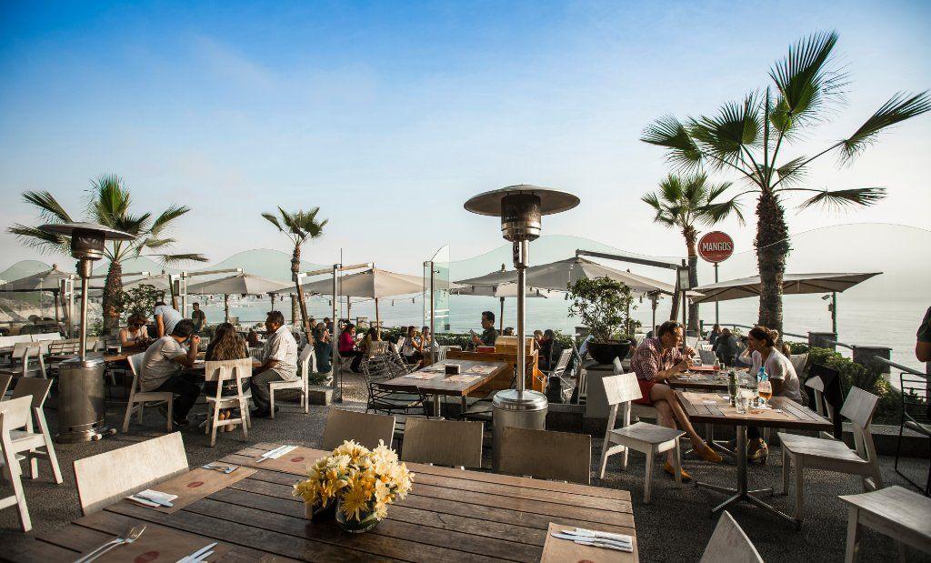 Mangos Lima Miraflores Brunch Buffet With A View Lima