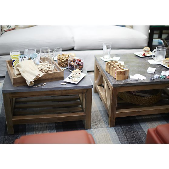 Bluestone Coffee Table In Coffee Tables Side Tables Crate And
