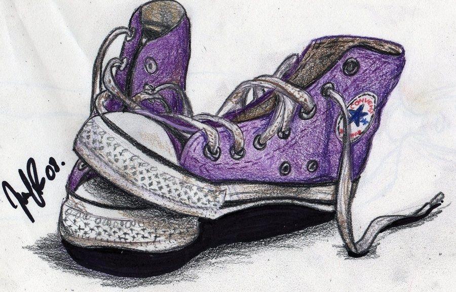 Смешные ботинки рисунки