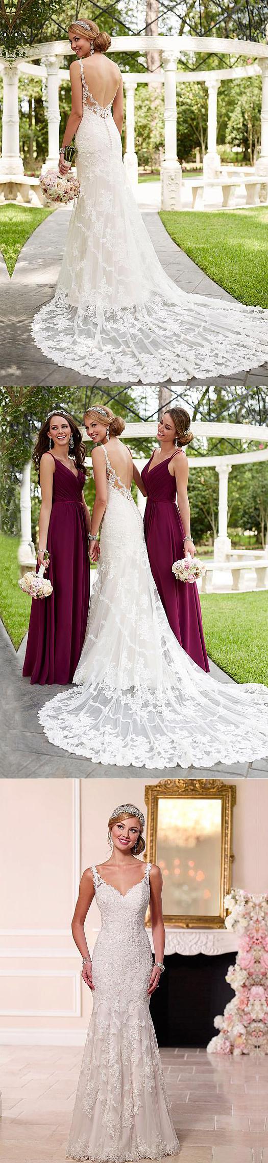 Elegant u romantic mermaid wedding dresses gowns ideas that comes