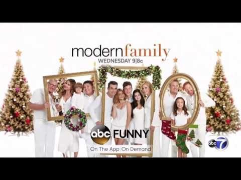Modern Family 8x9 Promo Snow Ball Season 8 Episode 9 Preview Hd