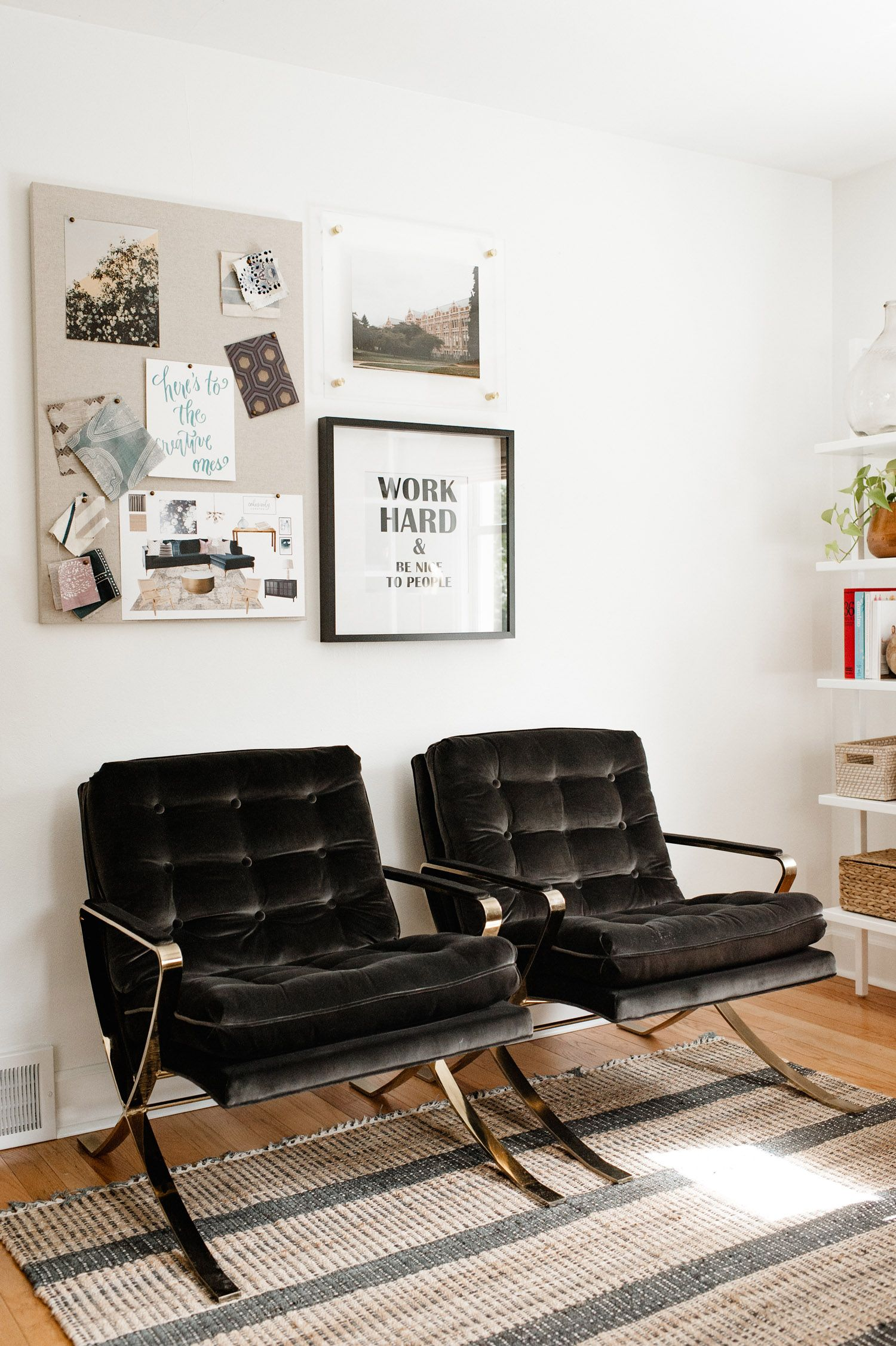 A Modern Eclectic Home in Seattle | Rue | Ideas for the Home ...