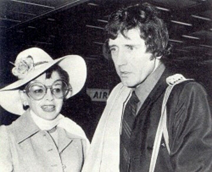 The last photo ever taken of Judy Garland. May 1969. Here with her 5th and  final husband Mickey Deans 48deb02a1