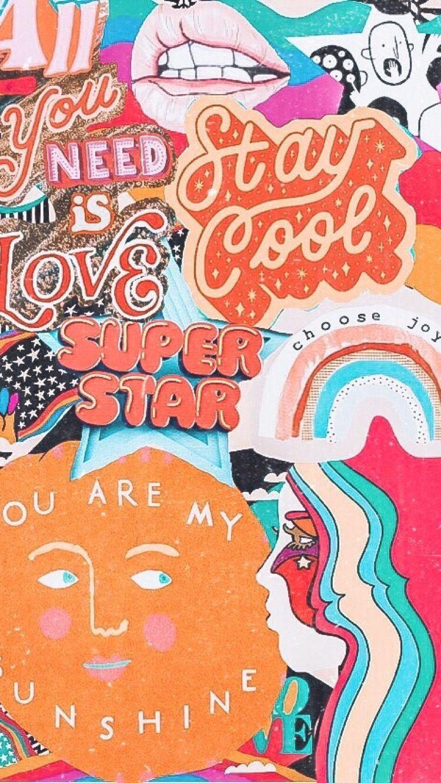 Vsco Relatable Vsco Artsy Background Collage Background Cute
