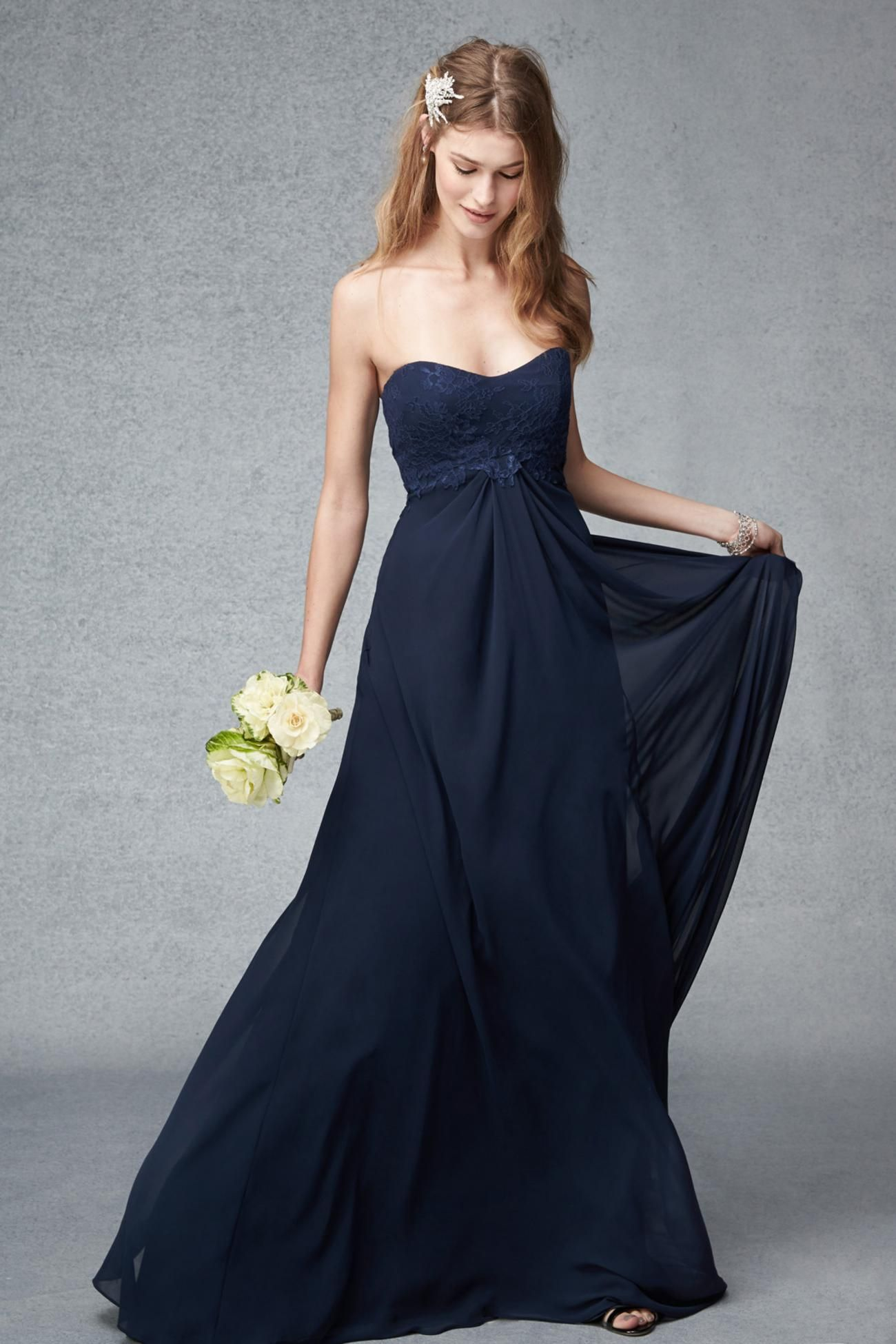 Finest navy bridesmaid dresses ideas strapless navy blue finest navy bridesmaid dresses ideas strapless navy blue bridesmaid dresses ombrellifo Image collections