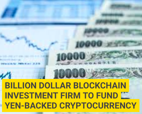 Billion dollar crypto investment