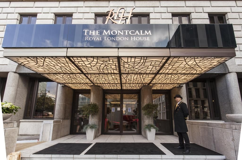 Montcalm Royal London House City Of Ec2a