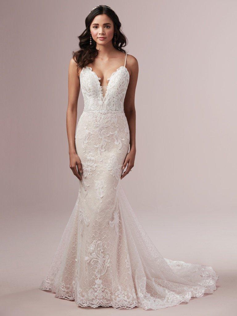 Laurette By Rebecca Ingram Wedding Dresses Modern Wedding Dress Wedding Dress Sizes Cheap Wedding Dress