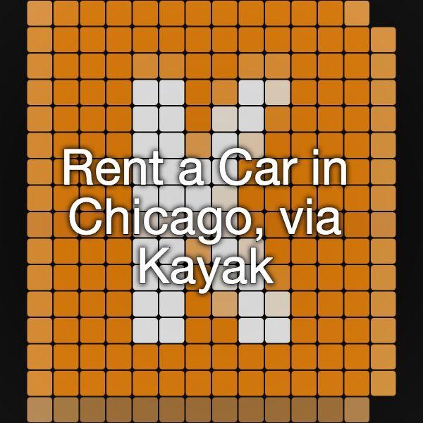Rent A Car In Chicago Via Kayak Car Rental Deals Cheap Car Rental Kayaking