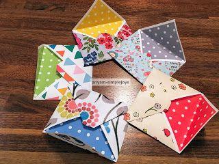 SimpleJoys: Paper Envelopes