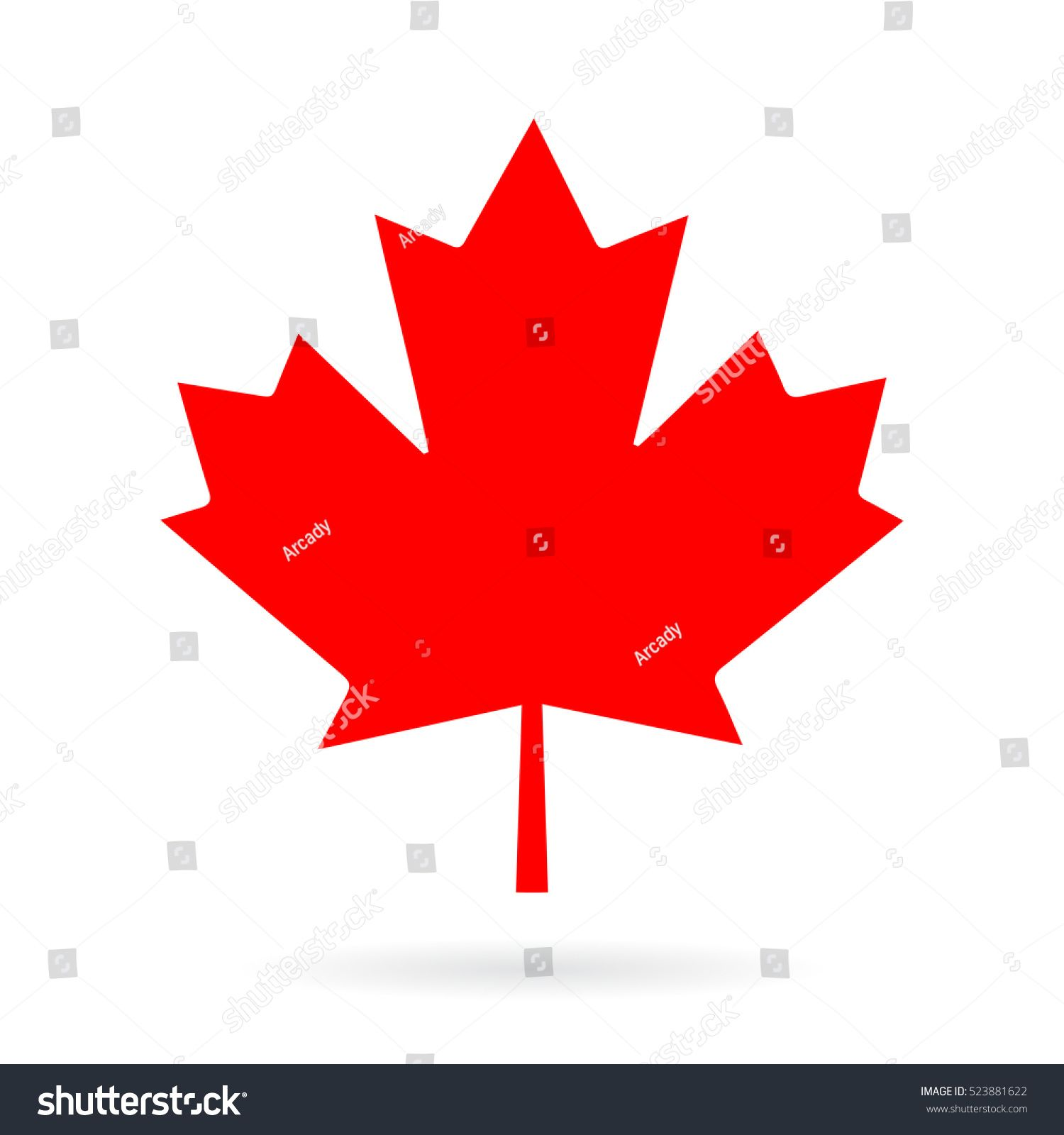 Craft Edge View Topic Canada Maple Leaf Maple Leaf Images Leaf Silhouette Leaf Stencil