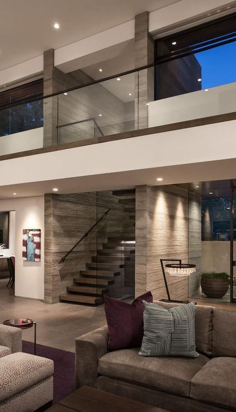 Contemporary House By Rdm General Contractors Modern House Design Modern Houses Interior Contemporary House
