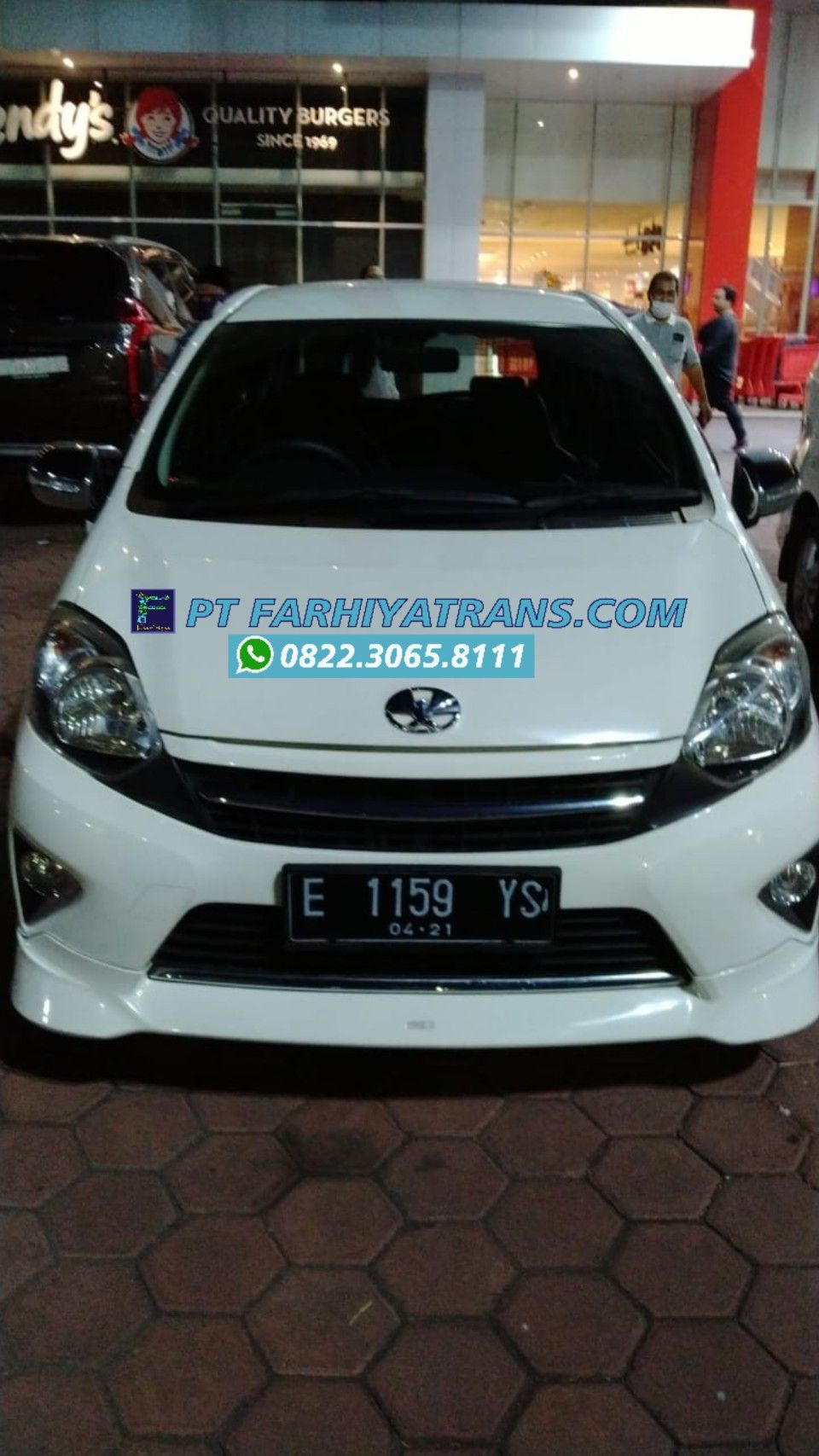 Tarif Ongkos Biaya Kirim Mobil Jakarta Banjarmasin Ekspedisi Farhiyatrans Mobil Kendaraan Labuan