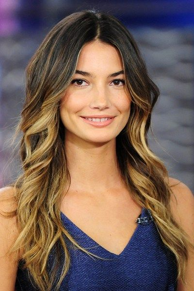 Lily Aldridge's hair color is flawless. | Beauty ...