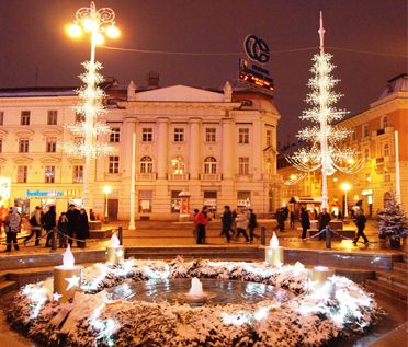 Zagreb Christmas Market Information Reviews About Advent In Zagreb Zagreb Christmas Market Zagreb Croatia