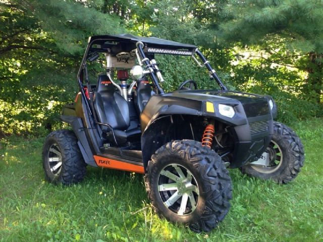 2010 Polaris RANGER RZR 800 Side-By-Side , black, 1,600 miles for