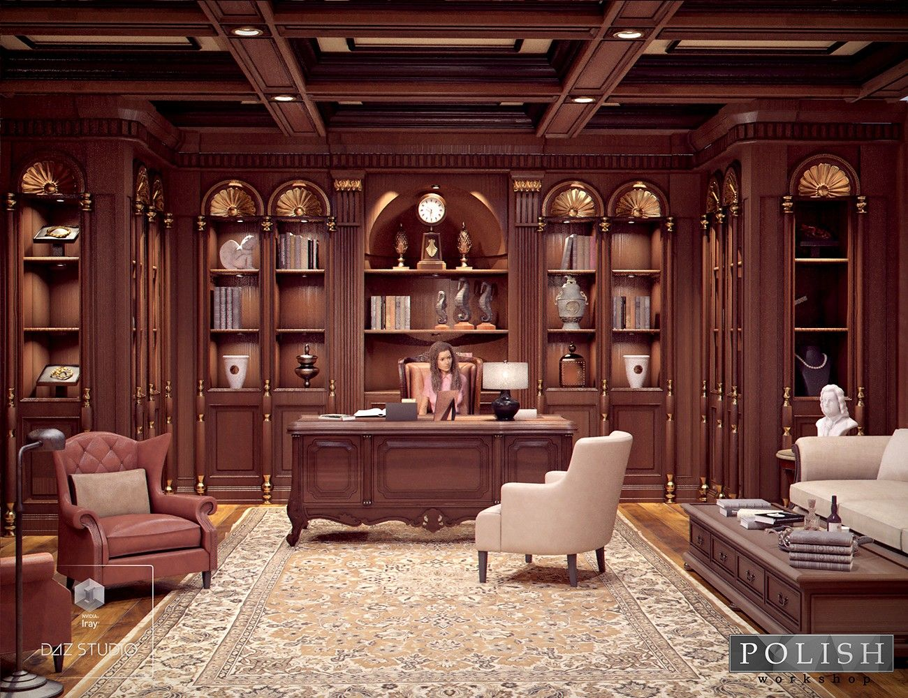 Millionaire Private Office Private Office Office Home Office