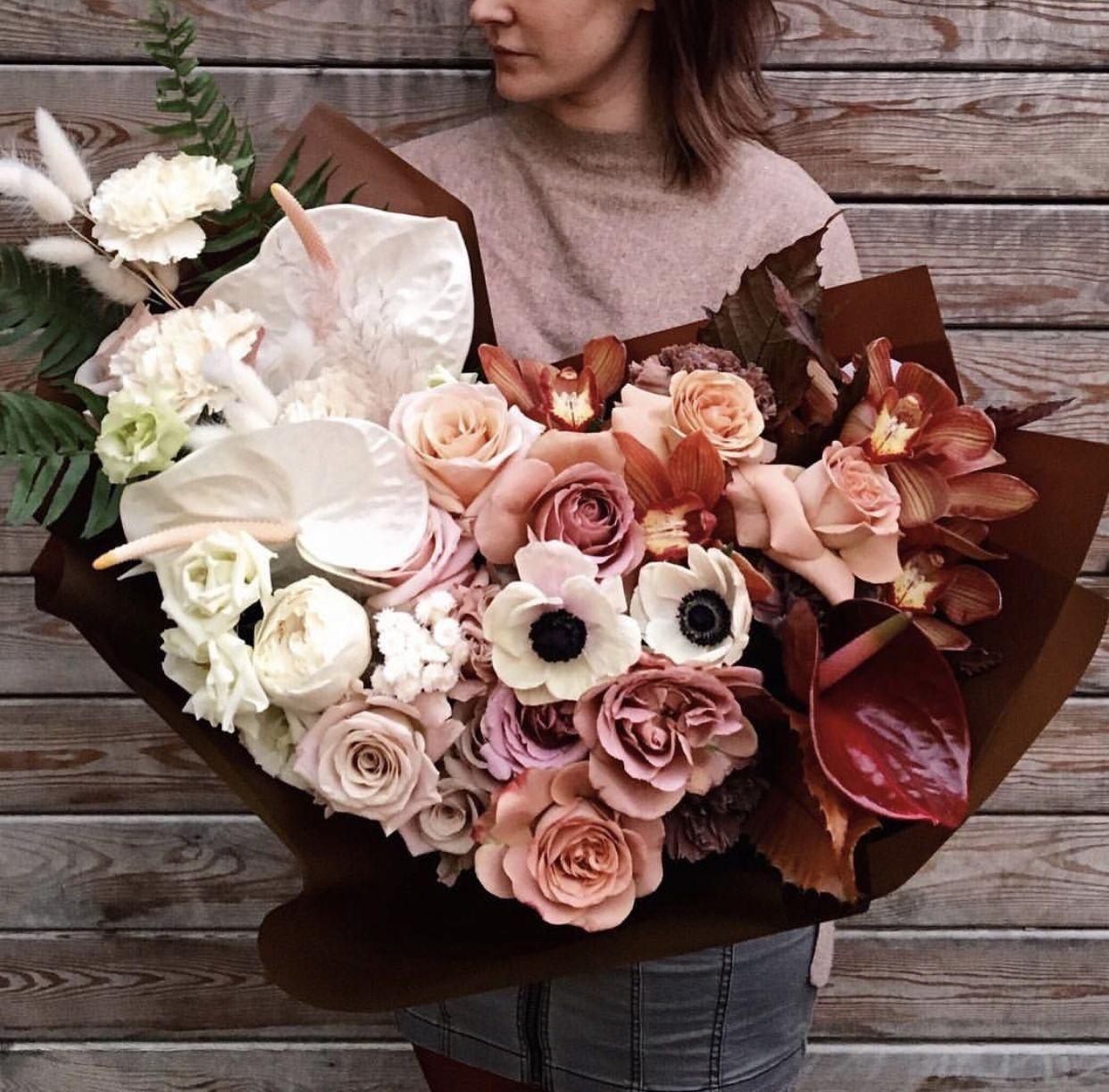 Pin by Rey An Querido on Bouquets Farmgirl flowers