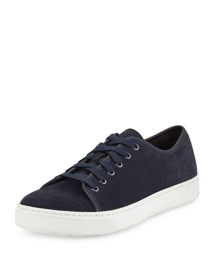 f450336c8880b9 Vince Austin Suede Low-Top Sneaker