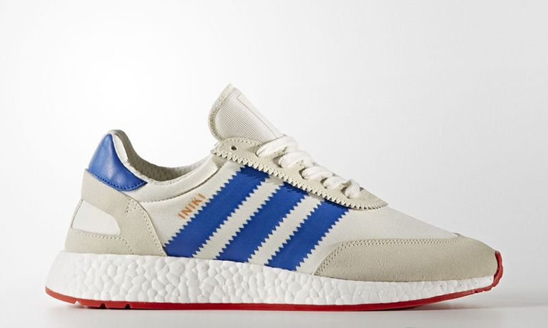 The adidas Iniki Runner Boost Is at Once Modern and Classic