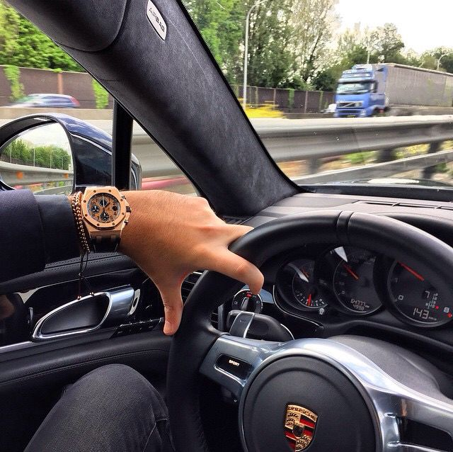 Audemars Piguet And Porsche Billionaire Lifestyle Luxury Living Luxury Cars Billionaire Lifestyle