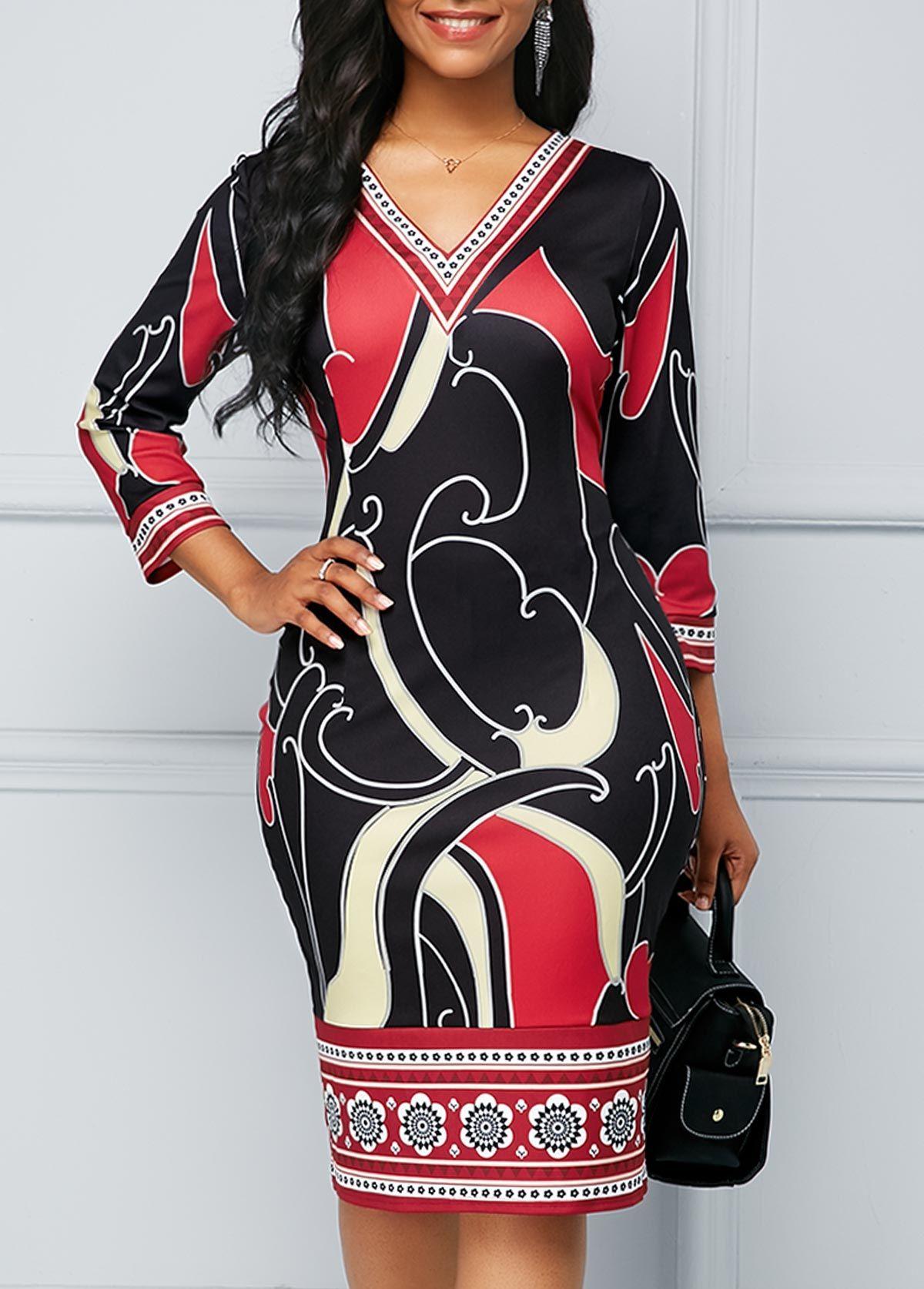 Haul Crew Neck Plain Sleeveless Bodycon Dresses for dubai brand